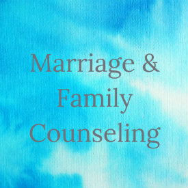 Marriage & Family Counseling